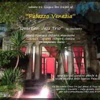 Profumo d'estate a Palazzo Venezia con l'alchimia di note di Mario Romano Quartieri Jazz