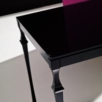 Il tavolo Corinto Plus raddoppiabile di Bontempi