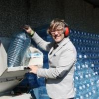 """Acquaviva Italia  completa la """"filiera green"""" con l'impianto per il riciclo dei boccioni d'acqua in Pet"""