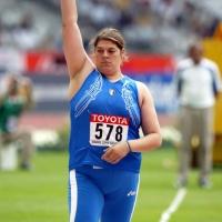 ATLETICANOTIZIE:Record del Mondo per Assunta Legnante a Conegliano nel getto del peso Paralimpico