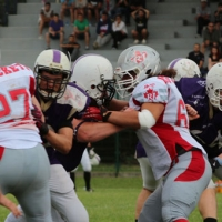 III DIVISIONE, DOMANI IL NINE BOWL TRA RED JACKETS SARZANA E TERNI FOOTBALL