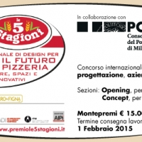 Al via la seconda edizione del concorso di progettazione internazionale dedicato all'evoluzione dei locali pizzeria