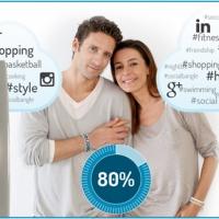 """Oltre 20 milioni di italiani hanno poco tempo per le relazioni sociali. Arriva il braccialetto hi-tech per riconoscere subito le persone """"giuste"""""""