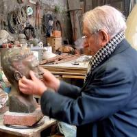 Giuseppe Antonello Leone- Decano delle arti figurative