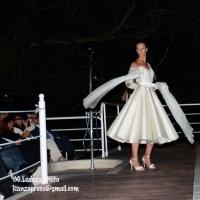 """Grande successo per le spose di Sonia Lupo all'evento benefico """"Moda Sul Tevere"""" al Circolo Canottieri"""