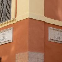 Al centro di Roma romantica: l'Hotel Centrale di via Laurina
