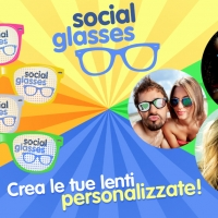 Nasce Social Glasses, la nuova piattaforma dedicata alla personalizzazione dei gadget