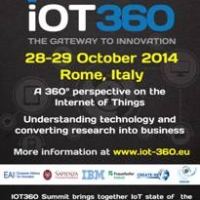Summit IOT360: the Gateway to Innovation – Rome, Italy – 28,29 October 2014