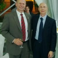 L'OSDIFE incontra Andrew C. Weber, Sottosegretario alla Difesa U.S.A.
