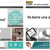 RICCI CASA si ripresenta a settembre al mercato con due importanti attività di comunicazione per rafforzare la nuova brand identity.