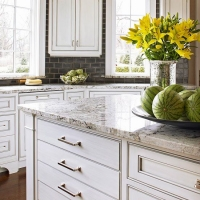 Scegliere il top della cucina: il marmo e il granito