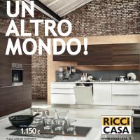 RICCI CASA: al via il progetto per il rinnovo dei suoi 6 store.
