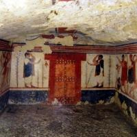 Le tombe etrusche di Tarquinia protagoniste delle Giornate Europee del Patrimonio