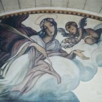 Restaurato l'affresco realizzato a Viareggio nel 1928 da Federico Sartori
