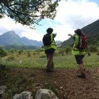 Con l'autunno arrivano le nuove attività di volontariato naturalistico di Inachis
