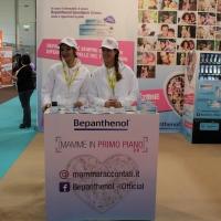 Bayer Bepanthenol: la cura della pelle dei bambini a Bimbinfiera Milano