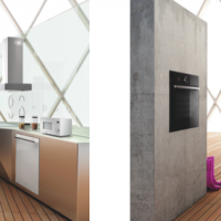 Simplicity 2 di Gorenje. White, black. It's so me!