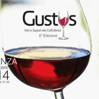Gustus: Vini e sapori dei Colli Berici in centro a Vicenza il 18 e 19 ottobre