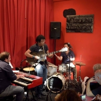 Un jazz da Invidia: al Lounge di Pompei l'International Organ Trio