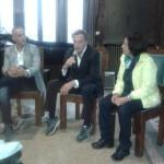 Ciro Pinto e Giovanna Albi hanno presentato i loro volumi a Busto Arsizio
