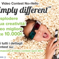 NO+VELLO LANCIA VIDEO CONTEST PER SPOT 2015