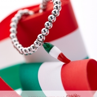 """Ecco il """"New Trikky"""": Trikorno con bracciale in argento di Luigi Liverino"""