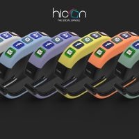Hicon, il braccialetto hi-tech che segnala solo le notifiche importanti