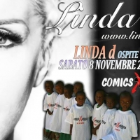 Linda d ospite a Comics X Africa