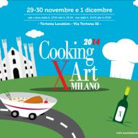 COOKING FOR ART MILANO 2014, 3 giorni di Alta Cucina & Mercato