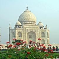 La storia del Taj Mahal in India