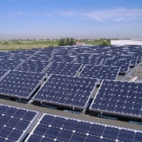 Manutenzione dei pannelli solari