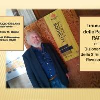 """La presentazione del """"Dizionarietto delle Similitudini Rovesciate"""" al Bookcity Milano"""