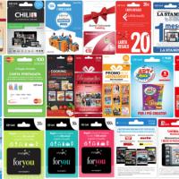 Idee regalo di Natale 2014: Le nuove MyGiftCard realizzate da Epipoli
