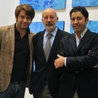 L'affermato pittore Giuseppe Oliva commenta la sua partecipazione ad Arte Padova