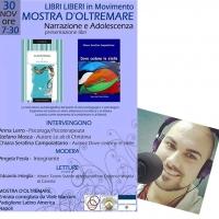 Le ali di Christina di Stefano Mosca - Edizioni Psiconline - alla Mostra d'Oltremare – Napoli