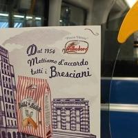 Valledoro sposa la metro di Brescia