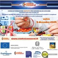 Operatore qualificato addetto alla realizzazione di componenti semplici e complessi per gli impianti elettrici civili e industriali