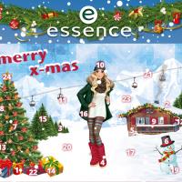 Arriva il Calendario dell'Avvento essence! Dall'1 al 24 dicembre partecipa e vinci tutti i giorni una pochette firmata essence!