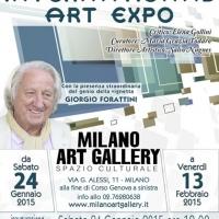 International Art Expo: Alla Milano Art Gallery attesa la mostra collettiva con la presenza di Giorgio Forattini