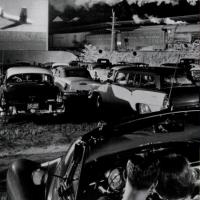 DRIVE IN il nuovo padiglione anni '50 del Motor Show