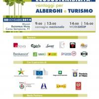 Il più grande evento dedicato alla sostenibilità in ambito alberghiero