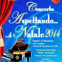 """Concerto """"Aspettando… il Natale 2014"""""""