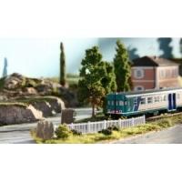 Modellismo ferroviario plastici, idee regalo per Natale su www.artedeltreno.com