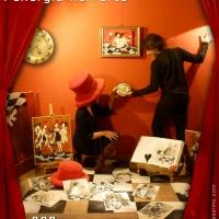 OPERA NUMERO: 315 - l'Energia nell'arte con Viola Di Massimo e Andrea Amato - Roma