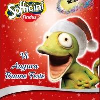 Findus e Carletto - il simpatico testimonial di Sofficini - sostengono AGOP, l'Associazione Genitori Oncologia Pediatrica, per festeggiare  il prossimo Natale all'insegna della solidarietà