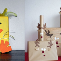 Idee curiose per impacchettare i regali di Natale