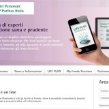 Con il Fondo Pensioni del Personale del Gruppo BNL/BNP Paribas Italia il futuro si calcola da mobile
