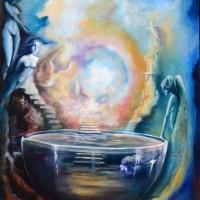 L'artista Elide Triolo espone alla collettiva