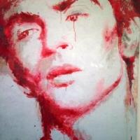 Intenso pathos emozionale nelle opere della pittrice Una St. Tropez in mostra alla Milano Art Gallery