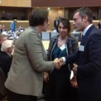 Pasqualino Monti: a Bruxelles per lo sviluppo strategico dei porti
